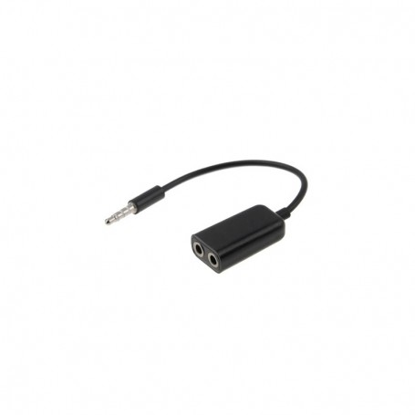 Câble Stéréo 3.5mm Splitter pour iPhone iPad