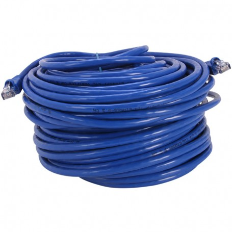 100FT Cat5e Straight Ethernet Network Cable