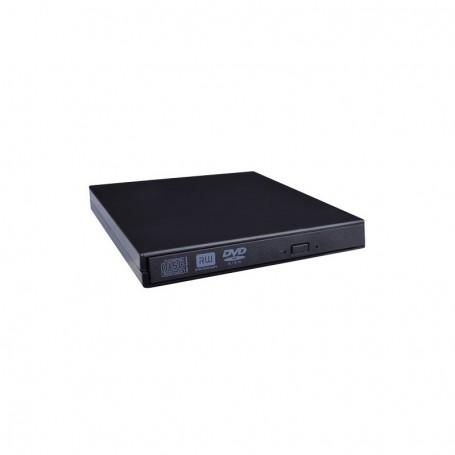 """Boitier Externe 5.25"""" Mince SATA USB 2.0 pour Disque Optique de Portable"""