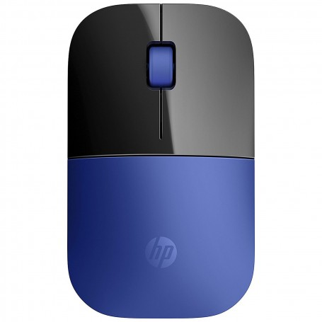 HP Z3700 Blue Wireless Optical Mouse